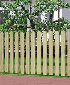 Zaun 150 Cm Hoch : garten zaun holzzaun bielefeld gerade kdi 180 x 100 cm bei ~ Frokenaadalensverden.com Haus und Dekorationen