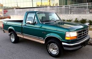Purchase Used 1996 F150 Xlt Eddie Bauer  U0026quot Only 105k U0026quot  5 0l