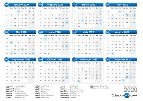 calendar uk printable calendar