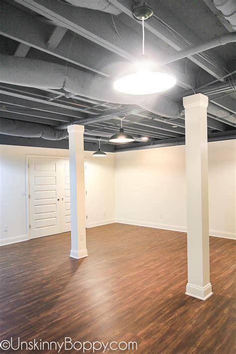 tales  painted basement ceilings  pole dancing woes