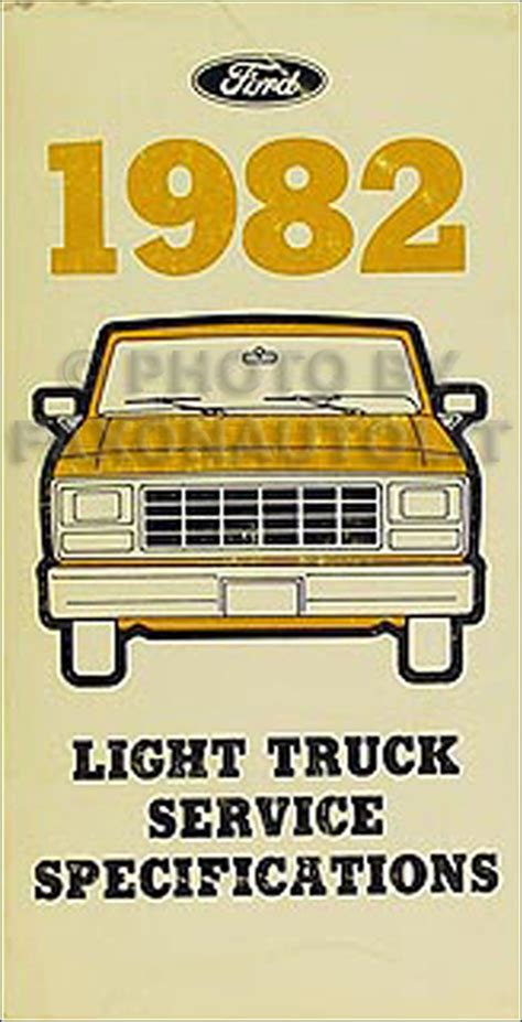 Ford Bronco Courier Electrical