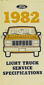 1982 Ford Bronco  F100