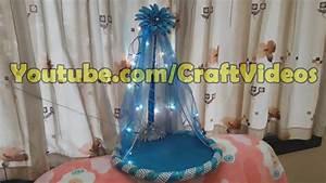 Ganapti Makhar making at home Ganpati Decoration