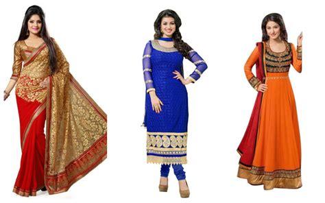 5 Most Stylish Traditional Indian Wear! u2013 AwwStruck  Online Handicrafts