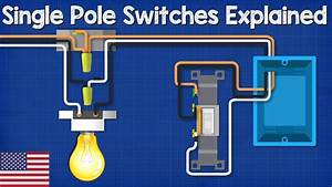 Single Pole Switch Lighting Circuits
