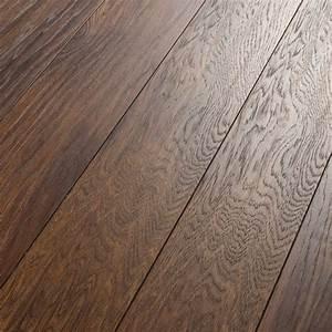 Krono original vintage narrow red river hickory 10mm for Instock flooring