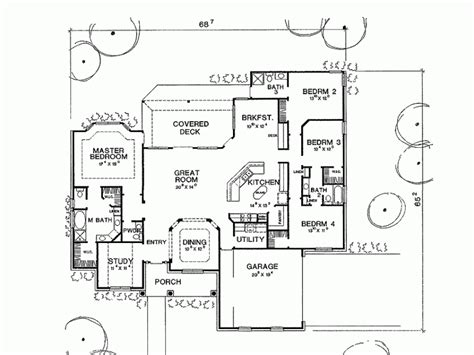 Country House Plans One Story Photo by Eplans Country House Plan Bright Beautiful One Story