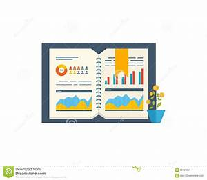Financial Report And Financial Strategy. Investment Growth ...