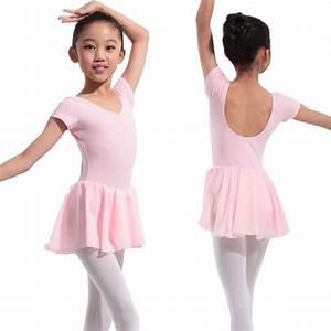Baby Kids Girls Dress Leotard Dance Lace Ballet Skating ...