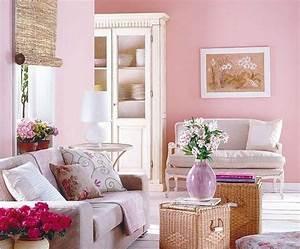 Saln En Color Rosa