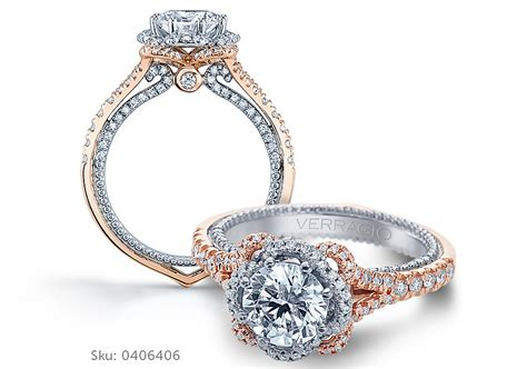 verragio designer engagement  wedding rings