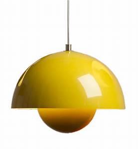 Stehlampe Gelb : verner panton lampen von klang und kleid flowerpot lampe ~ Pilothousefishingboats.com Haus und Dekorationen