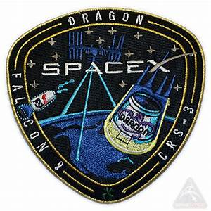 SpaceX Mission Patches - Pics about space