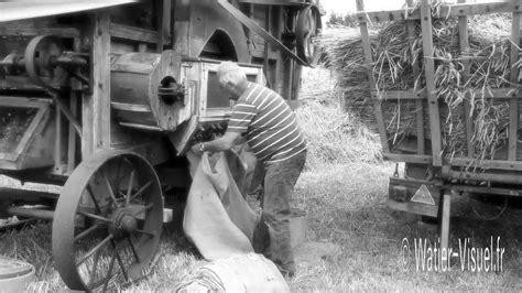 les de bureau anciennes vieux métiers agriculture d 39 autrefois fête des battages