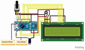 Diy Arduino Waveform Generator Or Function Generator