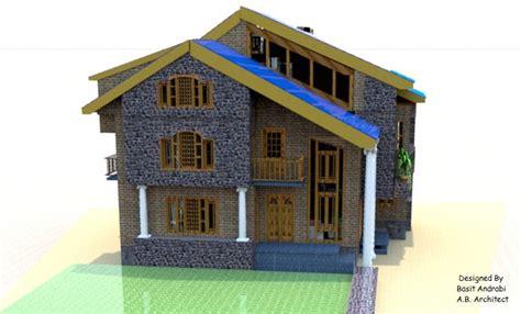 modern house designs  kashmir interior design