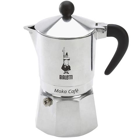 We tell you the secrets of its preparation with the traditional moka pot. The Classic Italian Coffee Maker Bialetti Moka Cafe ...