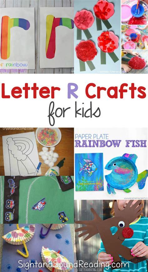 letter r crafts for preschool or kindergarten easy 660   Letter R Crafts