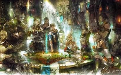 Fantasy Final Xiv Wallpapers Desktop Backgrounds Iphone