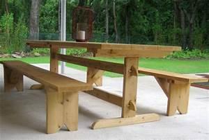 Tisch Klappbar Holz : gartenbank mit tisch 100 super bilder ~ Orissabook.com Haus und Dekorationen