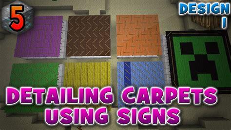 minecraft carpet designs cool carpet designs minecraft