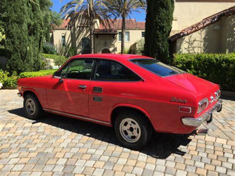 Datsun Sports by 1972 Datsun 1200 Sports Coupe