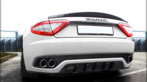 gran turismo maserati rear dmc gran turismo carbon fiber rear diffuser rear fascia