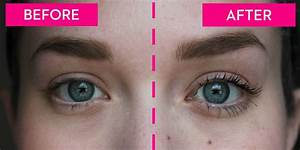 How To Curl Your Eyelashes  U2014 Before And After Eyelash Curler Photos