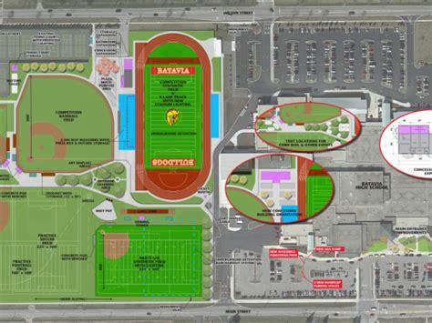 batavia high school    artificial turf fields