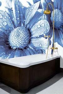 Mosaik Selbst Gestalten : badezimmer mit mosaik gestalten 48 ideen ~ Articles-book.com Haus und Dekorationen