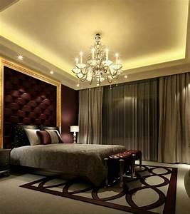 Elegant -Masculine Bedroom Design | Master Bedroom ...