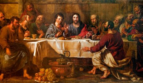Famous Artwork The Last Supper Worldatlascom