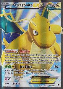 Dragonite Ex Full Art Furious Fists - Card of the Day ...