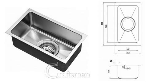 small kitchen sinks uk stainless steel kitchen sinks craftsman ltd reading 5505