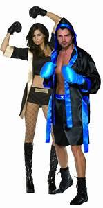Berühmte Paare Kostüm : boxer kost m f r paare paarkost me und g nstige faschingskost me vegaoo ~ Frokenaadalensverden.com Haus und Dekorationen
