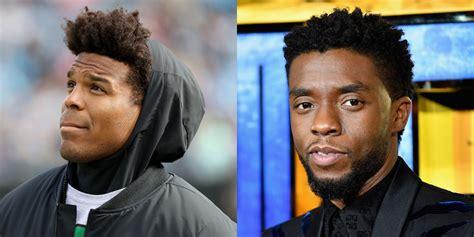 Cam Newton Pays Tribute to Chadwick Boseman, Does Wakanda ...