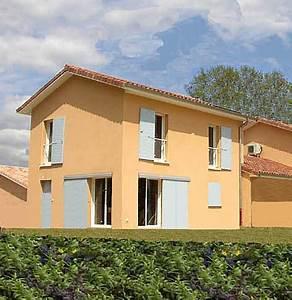 Choisir Couleur Facade Maison : construire une maison basse consommation effinergie ~ Nature-et-papiers.com Idées de Décoration