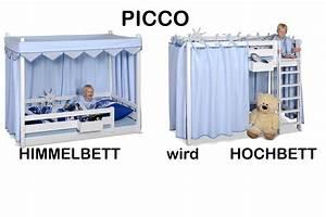 Hochbett Mit Rutsche Komplett Set : kinderbett picco 180cm wei komplett set kinderzimmer ~ Bigdaddyawards.com Haus und Dekorationen