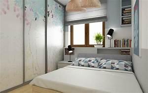 Kleine Schlafzimmer Optimal Einrichten : am nagement petite chambre utilisation optimale de l espace ~ Sanjose-hotels-ca.com Haus und Dekorationen