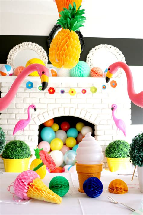 fun summer party ideas  kids petit small