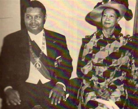 Simone Duvalier Mama Doc Wife Of Haitian Dictator