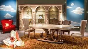 Sedia imbottita classica di lusso IDFdesign
