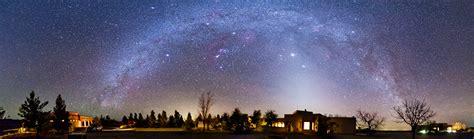 The Arch Milky Way Amazing Sky