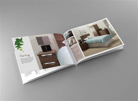 Furniture Catalog by Catalogue Design Creative Marketing Design Agency