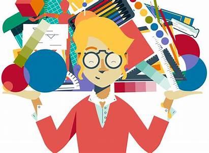 Teacher Clipart Achievement Growth Individual Pro Introducing