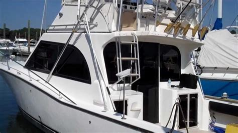 Albemarle Boats Youtube by 1997 32 Albemarle Youtube