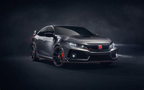 Honda Civic Type R Backgrounds by Honda Civic Type R Wallpapers Wallpaper Cave
