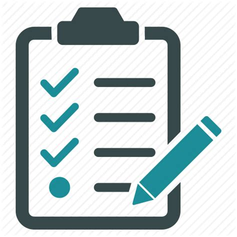 agreement application fill form list sign signature icon