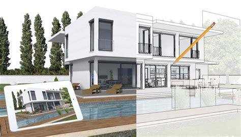 Architekten 2p Raum Einfamilienhaus, Fertighaus Und Massivhaus