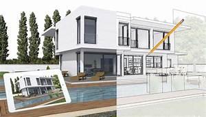 Was Kostet Rohbau Einfamilienhaus : architekten 2p raum einfamilienhaus fertighaus und massivhaus ~ Markanthonyermac.com Haus und Dekorationen
